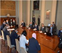 بدء الاجتماع السداسي لبحث استئناف مفاوضات سد النهضة 