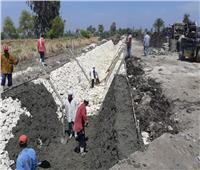 «المشروع القومي لتبطين الترع»..حل سحري للمياه المهدرة| فيديو
