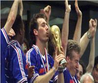في عيد ميلاده الـ55.. «بلان» صاحب أول هدف ذهبي في كأس العالم