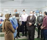 جامعة أسيوط تعلن القضاء على قوائم انتظار مستشفى الأطفال الجامعي