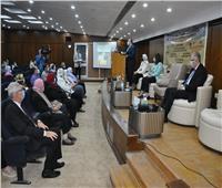 افتتاح مؤتمر «التحديات العالمية والتأثير الصيدلي» بجامعة حلوان