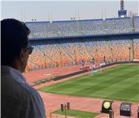 وزير الرياضة يتابع استعدادات إقامة نهائي بطولة إفريقيا بإستاد القاهرة