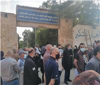 فيديو | تشييع جنازة الفنان فايق عزب بمقابر الإسماعيلية