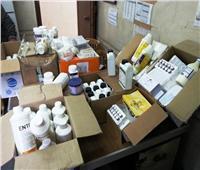 ضبط ٣٣٦ ألف عبوة دوائية منتهية الصلاحيةبالشرقية