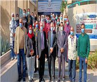 انطلاق مشروع تأهيل طلاب الفرق النهائية لسوق العملCAREERY بـ«حلوان»