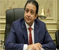 «علاء عابد» يدين الهجوم الصاروخي بالعراق واستهداف الهلال الأحمر باليمن
