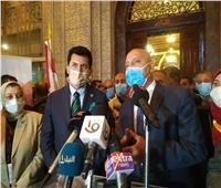 وزير النقل: قطاران أسبوعيا للشباب من القاهرة إلى الأقصر وأسوان