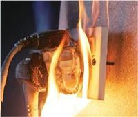 ماس كهربائي وراء نشوب حريق بالصف