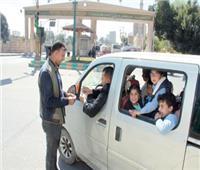 إحالة 13 سائق حافلات مدرسية يتعاطون المخدرات إلى النيابة
