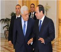 عباس يوجه الشكر لمصر والرئيس السيسي على رعاية المصالحة الفلسطينية