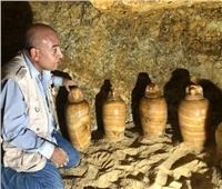 خبير آثار يرصد الاكتشافات الأثرية بالمنيا منذ 2017