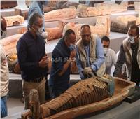 فيديو| «كنوز سقارة».. الكشف الأثري الذي لفت أنظار العالم