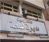 ختام الحملة القومية ضد الطفيليات المعوية في بني سويف