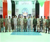 رئيس الأركان يحضرالمرحلة الرئيسية للتدريب الجوى المصري السوداني .. فيديو