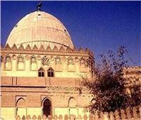 فيديو| أول صلاة جمعة من مسجد الإمام الشافعي بعد ترميمه