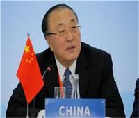 الصين تشيد بجهود مصر ودول الجوار لتعزيز الحوار السياسي الليبي