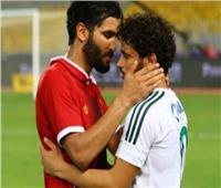 أول تعليق من عبد الله جمعة على إصابة شقيقه بكورونا