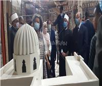 فيديو| وزير الأوقاف: الإمام الشافعي أرسى قاعدة الاجتهاد والتدبر