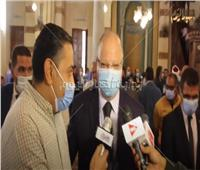 فيديو| محافظ القاهرة: تطوير مسجد الإمام الشافعى ضمن خطة التطوير