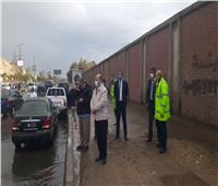 تحذير هام من محافظ القاهرة للمواطنين بشأن الأمطار