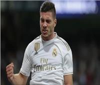 إصابة مهاجم ريال مدريد بفيروس «كورونا»