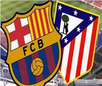 اليوم | أتلتيكو مدريد وبرشلونة في قمة الدوري الإسباني