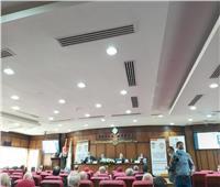 نيفين كمال: مؤتمر الطاقة يناقش سوق الكهرباء والغاز في مصر
