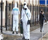 أوكرانيا تكسر حاجز الـ«600 ألف» إصابة بفيروس كورونا