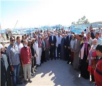 القوى العاملة تطلق مبادرة «صيادي مصر» لدعم 50 ألفا بالرعاية الصحية