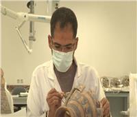 مدير الترميم: المتحف المصري الكبير يضم 100 ألف قطعة أثرية| فيديو