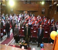 «تعليم الجيزة» تكرم 36 طالباً من أوائل الدبلومات الفنية