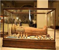 صور| «توابيت سقارة» تزين المتحف المصري بالتحرير