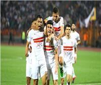الشوط الأول| التعادل السلبي سيد الموقف بين الزمالك ونادي مصر