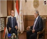 وزير العدل: «كورونا» تسبب في تأجيل الكثير من القضايا.. فيديو