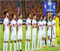 60 دقيقة| الزمالك يستكمل مباراة نادي مصر بـ10 لاعبين