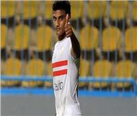 الزمالك يعود للمباراة من جديد بهدف أمام نادي مصر
