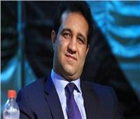 أحمد مرتضى يحتفل بفوز الزمالك على نادي مصر