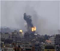 طائرات الاحتلال تشن سلسلة غارات على مواقع في غزة