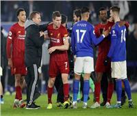 قبل لقاء ليفربول وليستر سيتي تعرف على ترتيب الدوري الإنجليزي