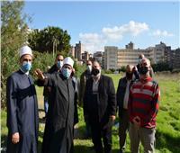 وزير الأوقاف يعلن وضع خطة لتطوير معسكر أبي بكر الصديق بالإسكندرية