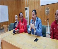 نائب رئيس جامعة أسيوط يدعو إلى تعزيز قيم الانتماء للوطن في نفوس الشباب