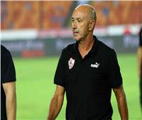 باتشيكو يطالب لاعبي الزمالك بغلق ملف الكأس استعدادا للأهلي