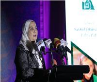 وزيرة التضامن: أؤمن أن التعليم قضية وطن وأنها المفتاح الرئيسي للتنمية