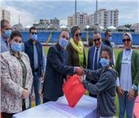الإسكندرية تحتفل بيوم الطفولة بمشاركة ١٠٠ طفل من ذوى الهمم