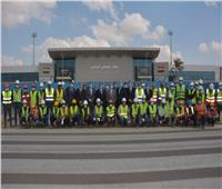 توسعات مطار سفنكس.. إمكانيات جديدة لخدمة السياحة.. فيديو