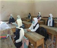 «صحة أسوان» تواصل المرور على المدارس لمتابعة الإجراءات الاحترازية