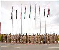 إنطلاق فعاليات التدريب المشترك «سيف العرب» بقاعدة محمد نجيب العسكرية