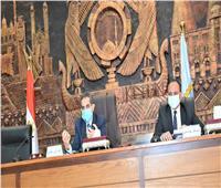 محافظ الغربية يتابع مجهودات رفع المخلفات في قرى ومدن المحافظة