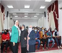 انطلاق أسبوع البيئة بكلية التربية النوعية بجامعة عين شمس
