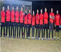 انطلاق التجمع الرابع لمنتخبي الكرة النسائية